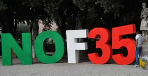 NO F35