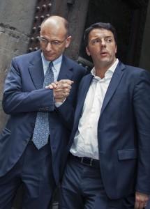 Letta a Renzi, stiamo facendo cosa giusta per paese